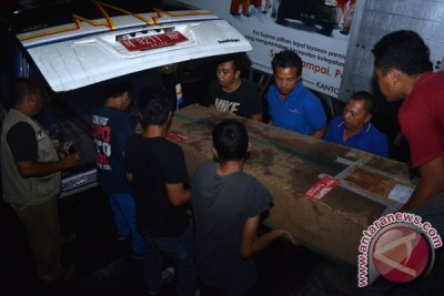 Jenazah Korban Longsor Di Malaysia