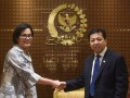 Menjelang Pertemuan Tahunan IMF-Bank Dunia