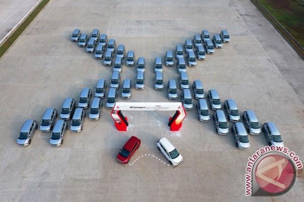 Pemesanan Xpander melebihi 23.000 unit, Mitsubishi percepat produksi