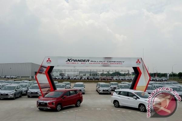Mitsubishi memulai pengiriman Xpander ke konsumen