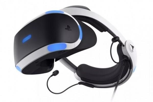 Sony Umumkan Headset PlayStation VR Baru