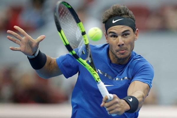Nadal juara China Terbuka setelah libas Kyrgios