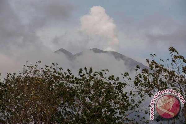Drone milik BNPB gagal pantau kawah Gunung Agung