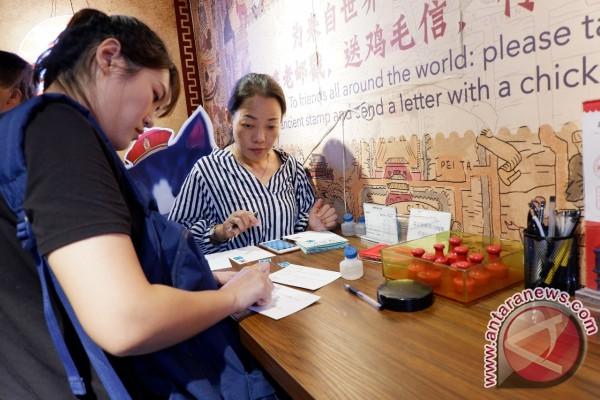 Hidupkan tradisi pos dari jalan kuno Beijing