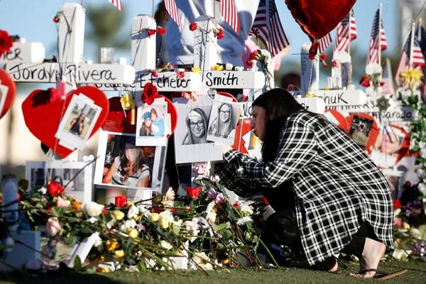 Polisi ungkap rincian kejadian jelang penembakan massal Las Vegas