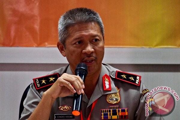 Tiga personel Brimob tewas diduga ditembak rekan sendiri