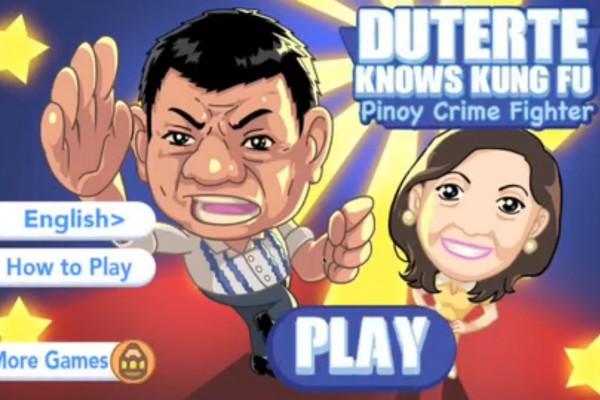 Aktivis Desak Apple Hapus Permainan Perang Narkoba Filipina