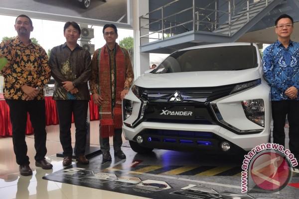 Pangsa pasar Mitsubishi di Sumatera Utara meningkat tahun ini