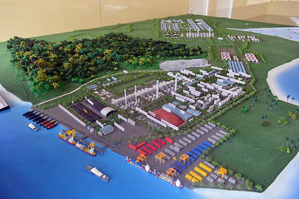 Investasi di KEK Galang Batang Rp36,3 triliun