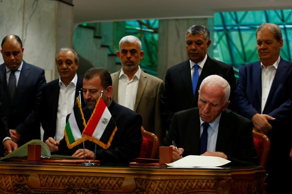 Hamas dan Fatah rujuk, Palestina pun bersatu