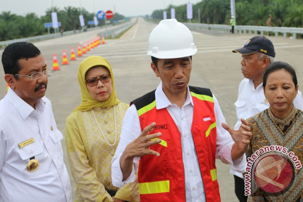 New infrastructure provides better mobility to N Sumatra people