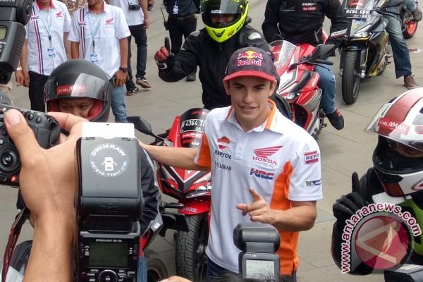Permalink to Marquez bicara peluang rebut juara MotoGP 2017