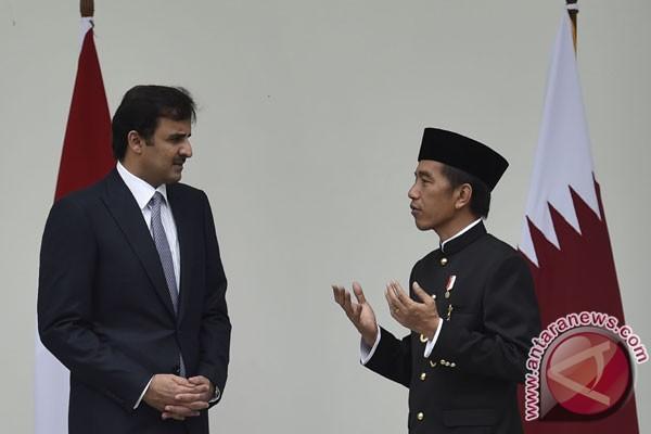 Jokowi to accompany Qatari Emir for diving in Raja Ampat