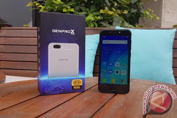 GENPRO X Pro, ponsel kamera ganda sejutaan