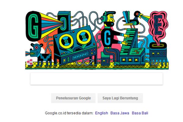 Apa Yang Dirayakan Google Doodle Hari Ini?