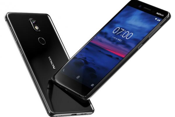 Nokia 7 Resmi Dirilis