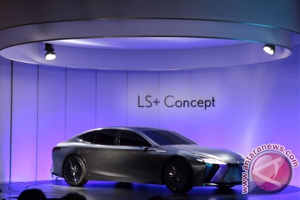LS+ Concept, gambaran mobil masa depan Lexus