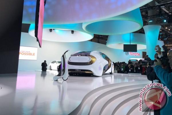 """Mobil bisa """"ngomong"""" akan hadir di AS pada 2021"""