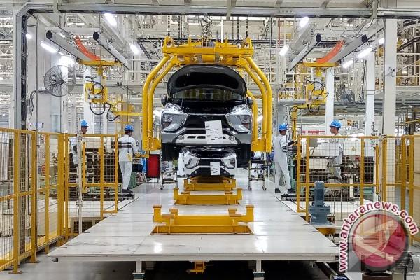 Mitsubishi tambah perakitan Pajero dan genjot produksi Xpander