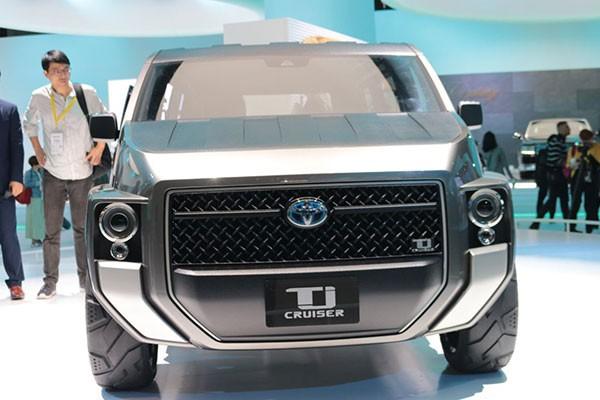Toyota TJ Cruiser ini hadir di Indonesia, asalkan...
