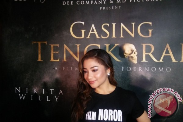 Curhat Nikita Willy pertama kali main di film horor
