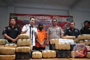 Tukul ditangkap Polisi Sukabumi karena edarkan ganja