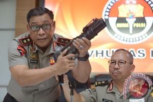 Polri akui kepemilikan senjata di Soetta