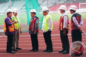 Wapres minta pelatnas Asian Games mulai Oktober