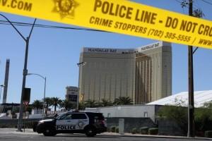 Polisi yakin pelaku penembakan Las Vegas tewas bunuh diri