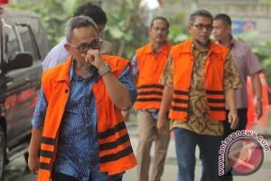 Pemeriksaan Kasus Suap DPRD Jatim