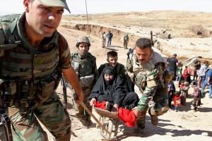 Pasukan Irak ambil alih seluruh provinsi Kirkuk dari pasukan Kurdi