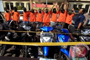 Tangkapan Operasi Sikat Aceh