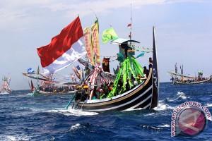 Tradisi Petik Laut Muncar