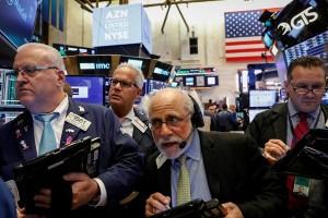 Saham-saham AS kembali ke rekor tertinggi