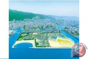 Jepang perkenalkan sistem microgrid pertama yang pasok listrik ke 117 rumah tangga