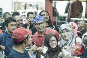 Ridwan Kamil  ke Bogor dan Depok serap aspirasi warga