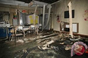 Empat balita tewas dibakar penjaga keamanan playgroup Brasil