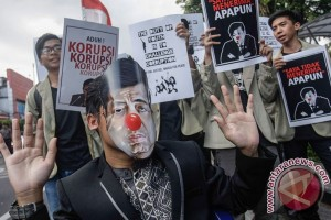 Aksi Indonesia Darurat Korupsi