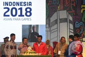 Ulung jadi maskot Asian Para Games 2018