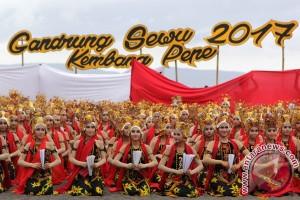 Festival Gandrung Sewu 2017