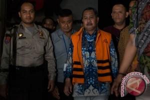 KPK tahan Ketua PT Manado dan politikus Golkar