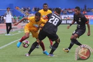 Sriwijaya FC menang tipis atas Persija