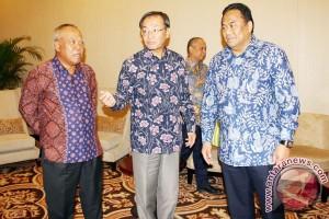 Kunjungan President Panasonic