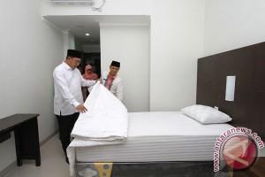 Peresmian Asrama Haji Gorontalo