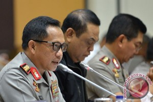 Polri akan kaji upaya panggil paksa atas permintaan DPR