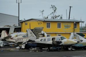 Korban tewas akibat Badai Maria di Puerto Riko capai 44 orang