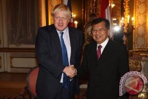 Inggris apresiasi peran RI dalam persoalan Rohingya