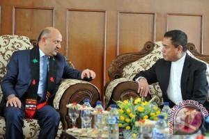 Wakil PM Turki Kunjungi Aceh