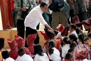 Gubernur: Presiden memberi semangat pengungsi Sinabung