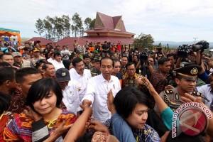 Berita kemarin yang menarik, Jokowi puji Danau Toba dan kuliner Indonesia di Belgia